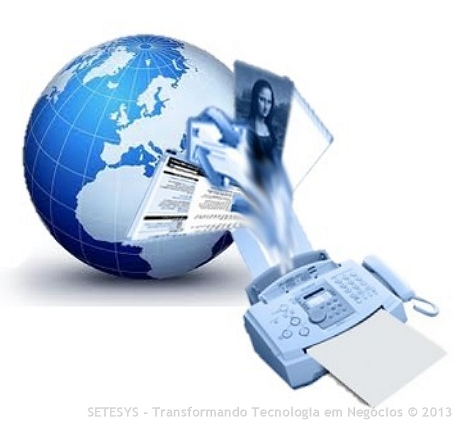 como enviar fax grátis para qualquer lugar do mundosetesys
